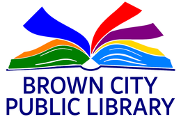 Brown City Public Library Logo